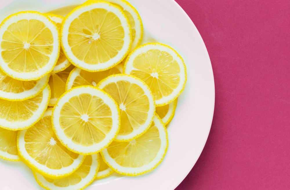 Lemon food match, lemon can't eat with what food?